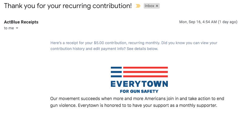 Everytown Email